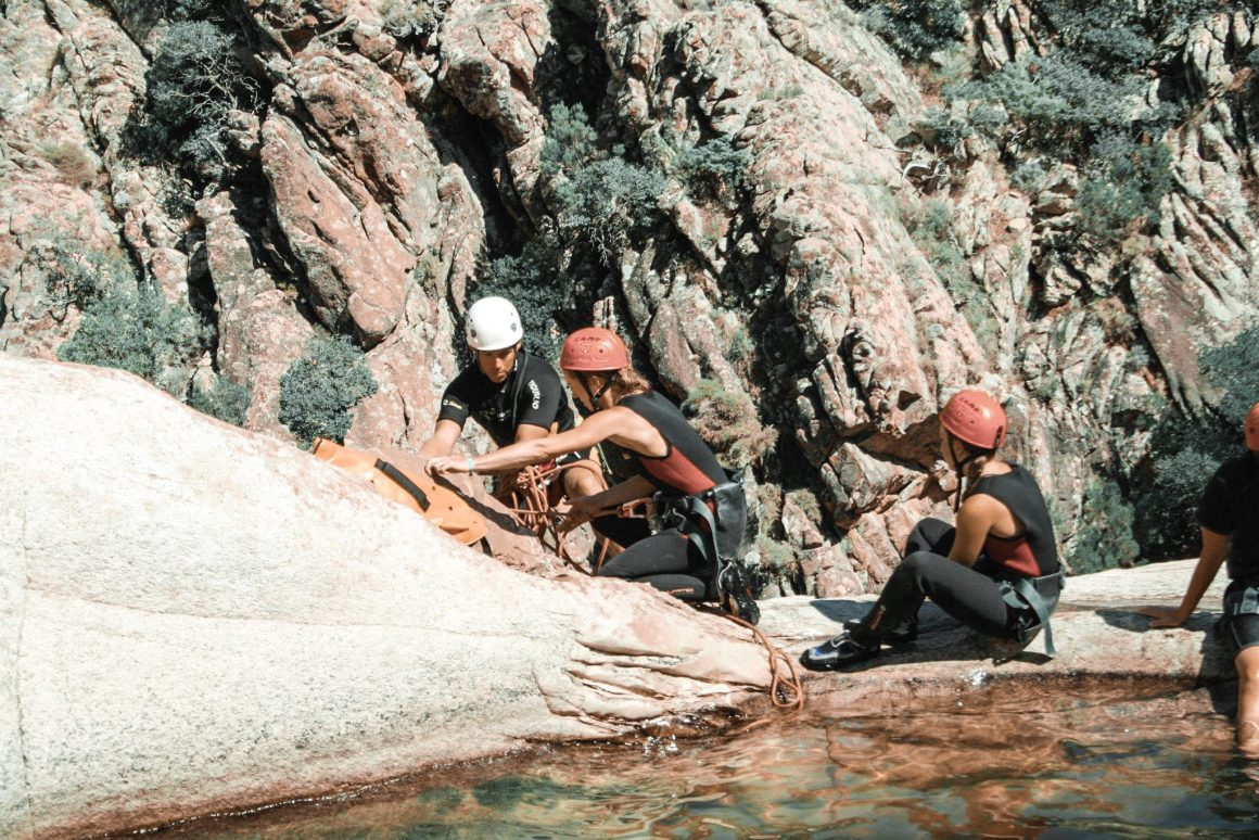 Ridethewaves.it - Canyoning Rio Pitrisconi