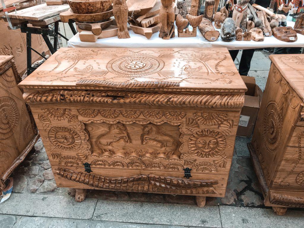 intagli in legno