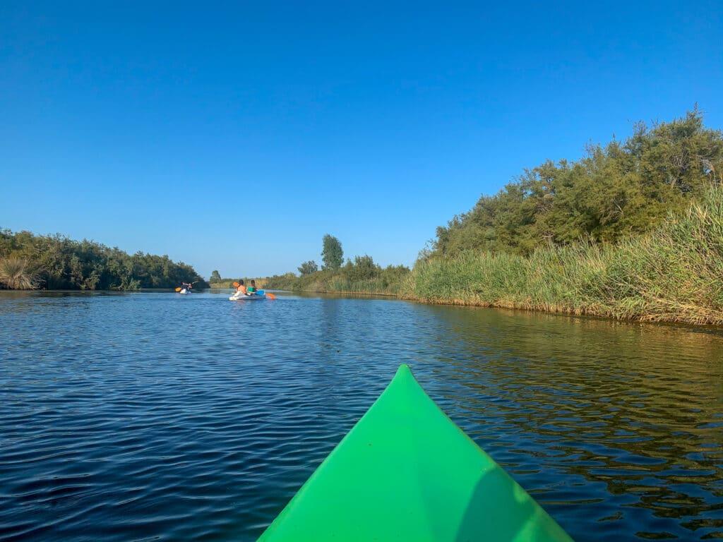 ridethewaves.it, Kayak al Rio Posada
