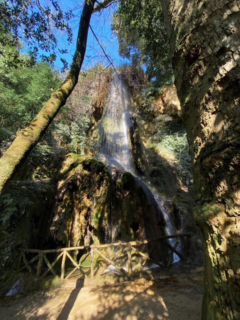 www.ridethewaves.it, Laconi Parco Aymerich